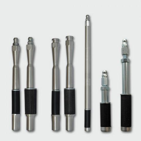 Injektionsdübel aus Aluminium